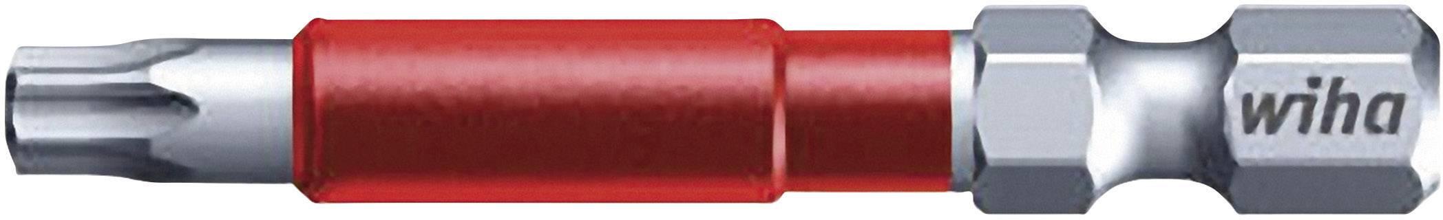 Bit Torx Wiha MaxxTor 7045 M9T 36840, 49 mm, nástrojová oceľ, legované, tvrdené, 5 ks