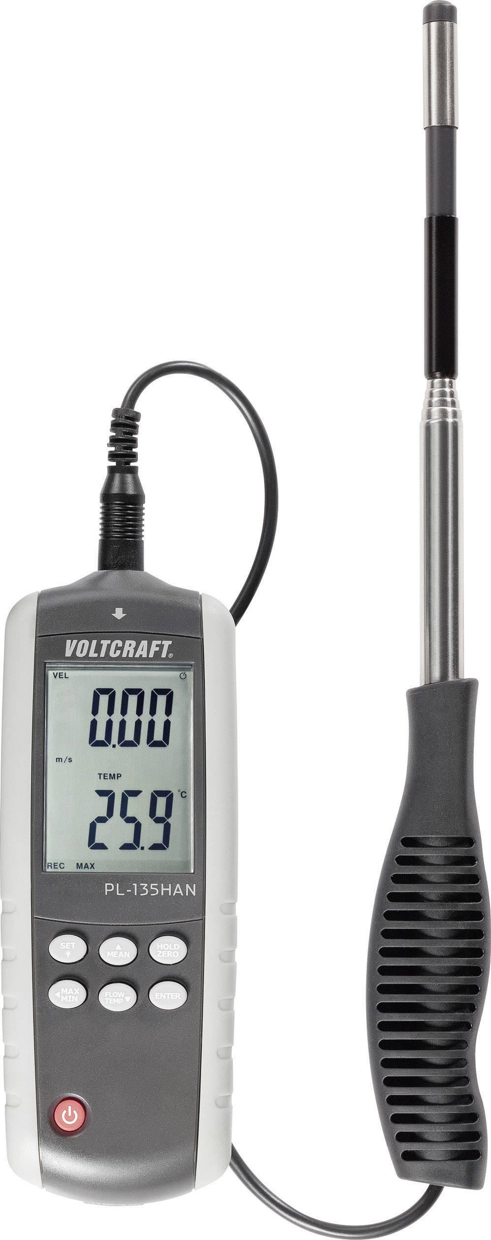 Anemometer VOLTCRAFT PL-135HAN PL-135HAN