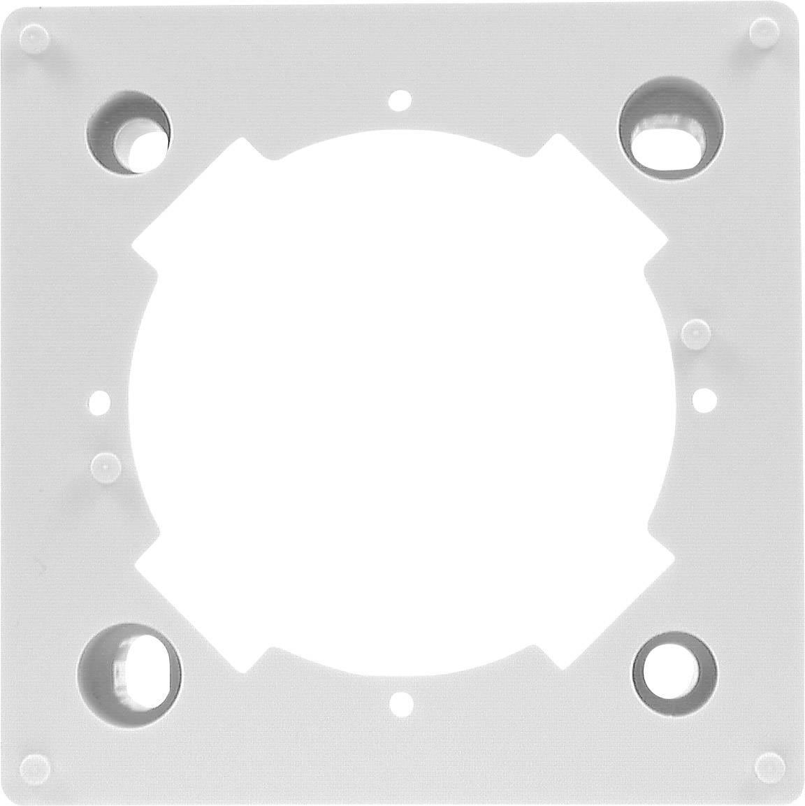Rámček anténnej zásuvky Axing TZU 1 TZU 00100, na omietku