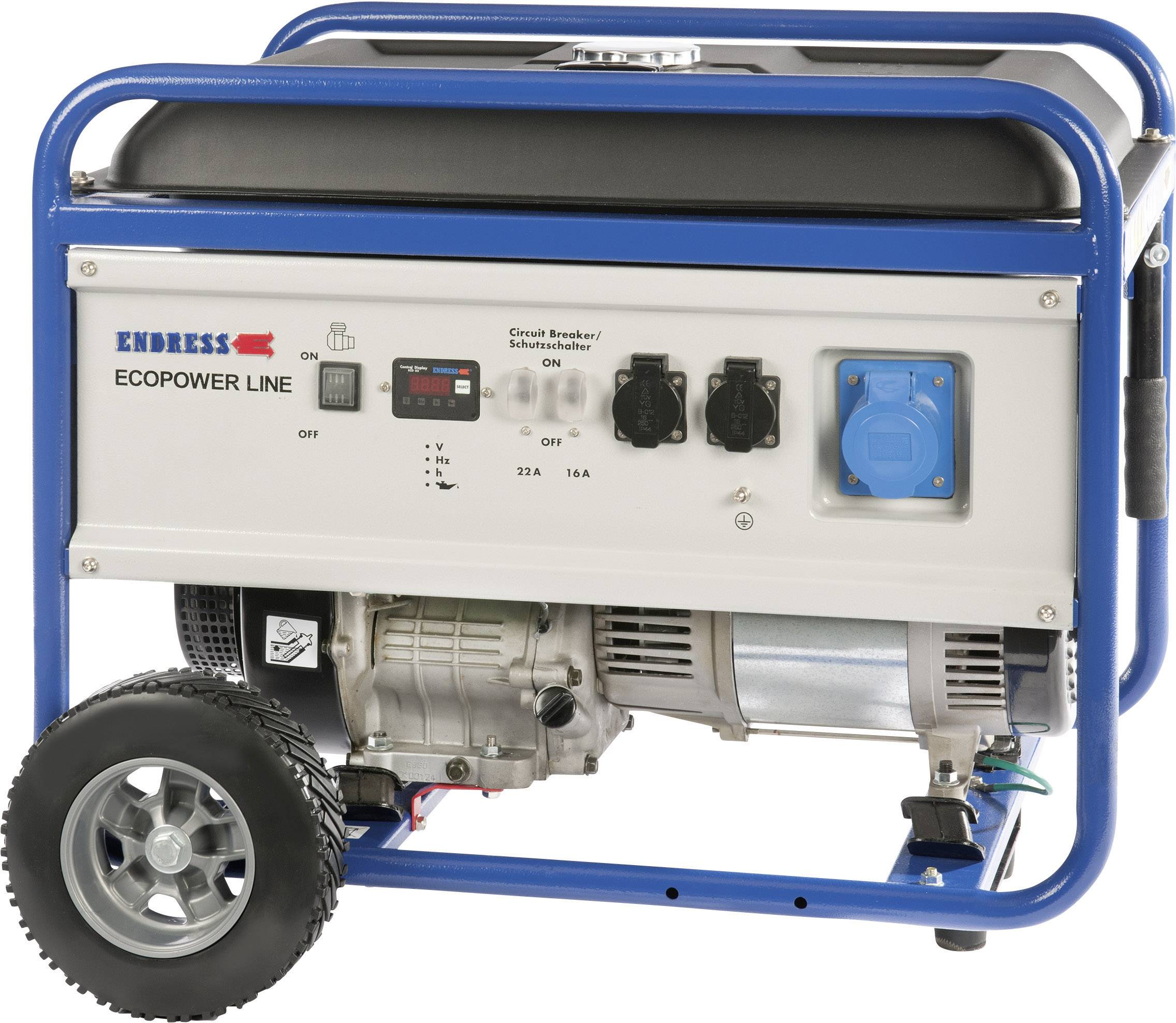 Elektrocentrála Endress ESE 6000 BS