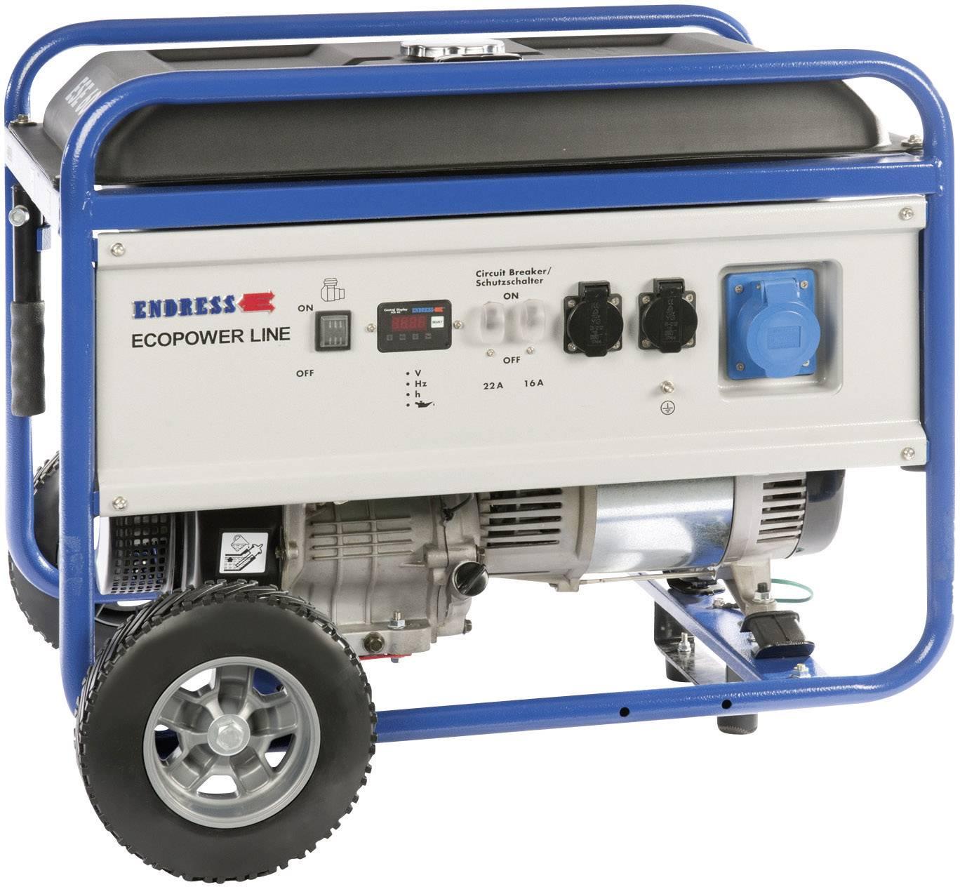 Elektrocentrála ESE 6000 BS