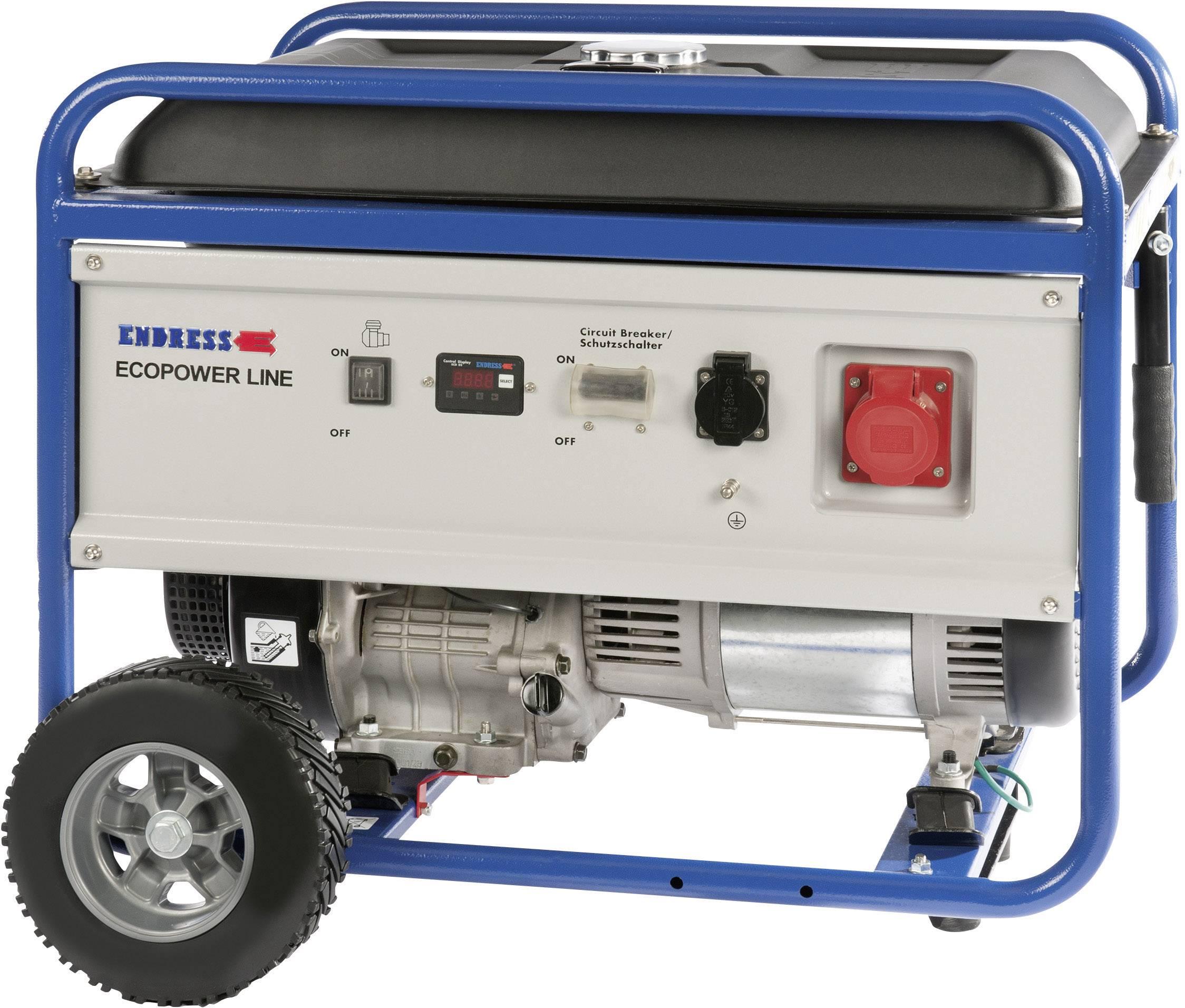 Elektrocentrála Endress ESE 6000 DBS