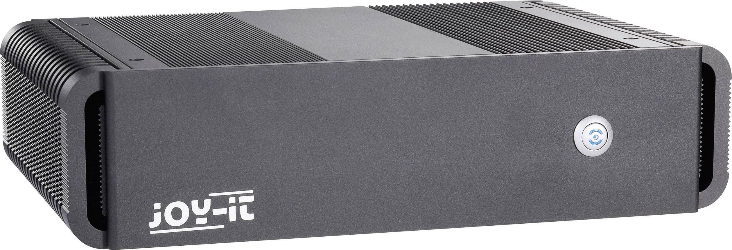 Průmyslové PC Joy-it IPC-3610ME-8-240, Intel Core i5 i5-3610ME 2 x 3.3 GHz, operační paměť 8 GB, bez OS