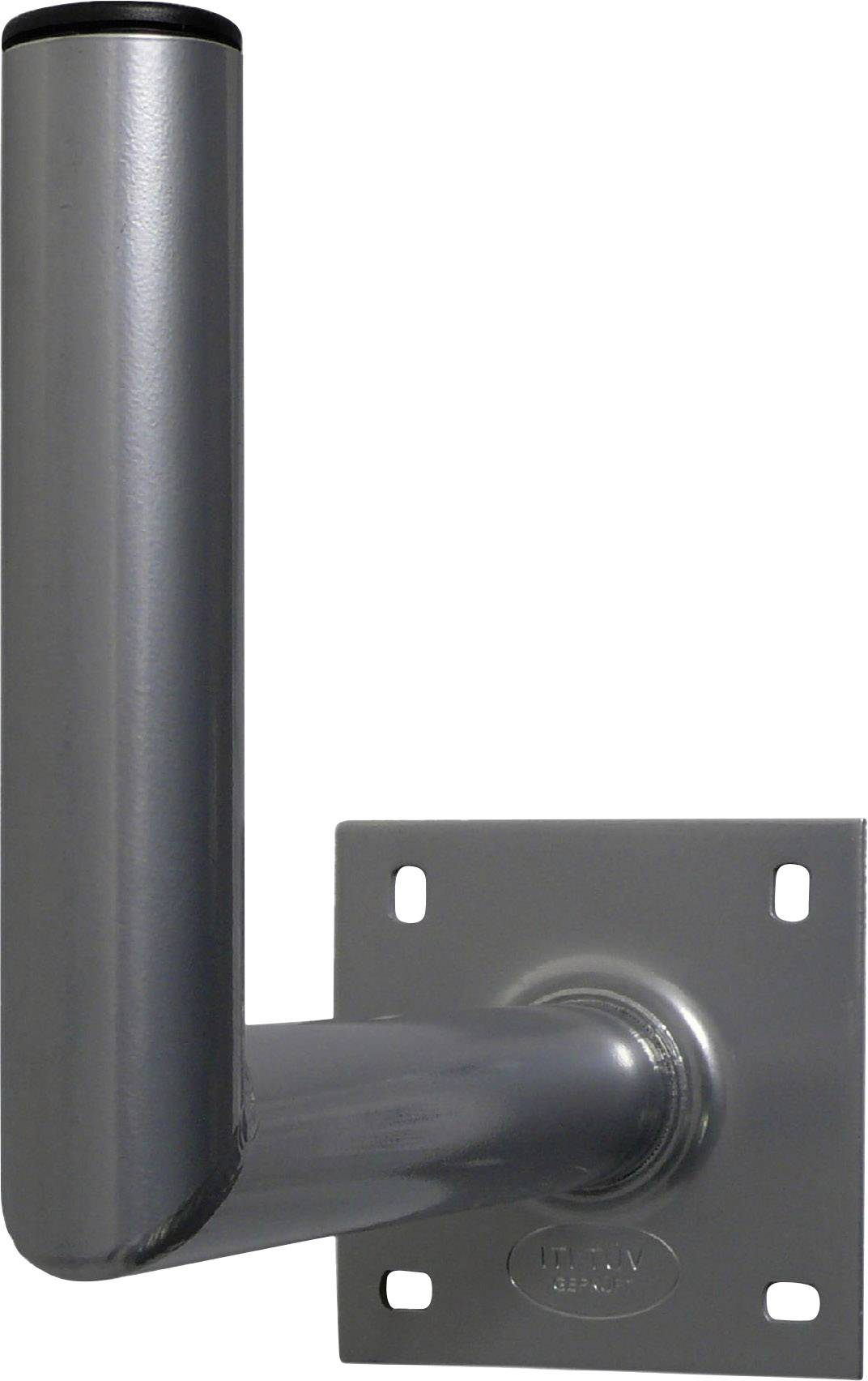 SAT stojan A.S. SAT 10135, 35 cm, Ø do 90 cm, hliník, stříbrná