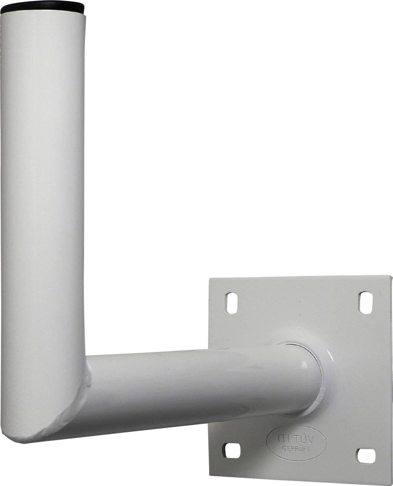 SAT stojan A.S. SAT 10735, 25 cm, Ø do 90 cm, hliník, bílá