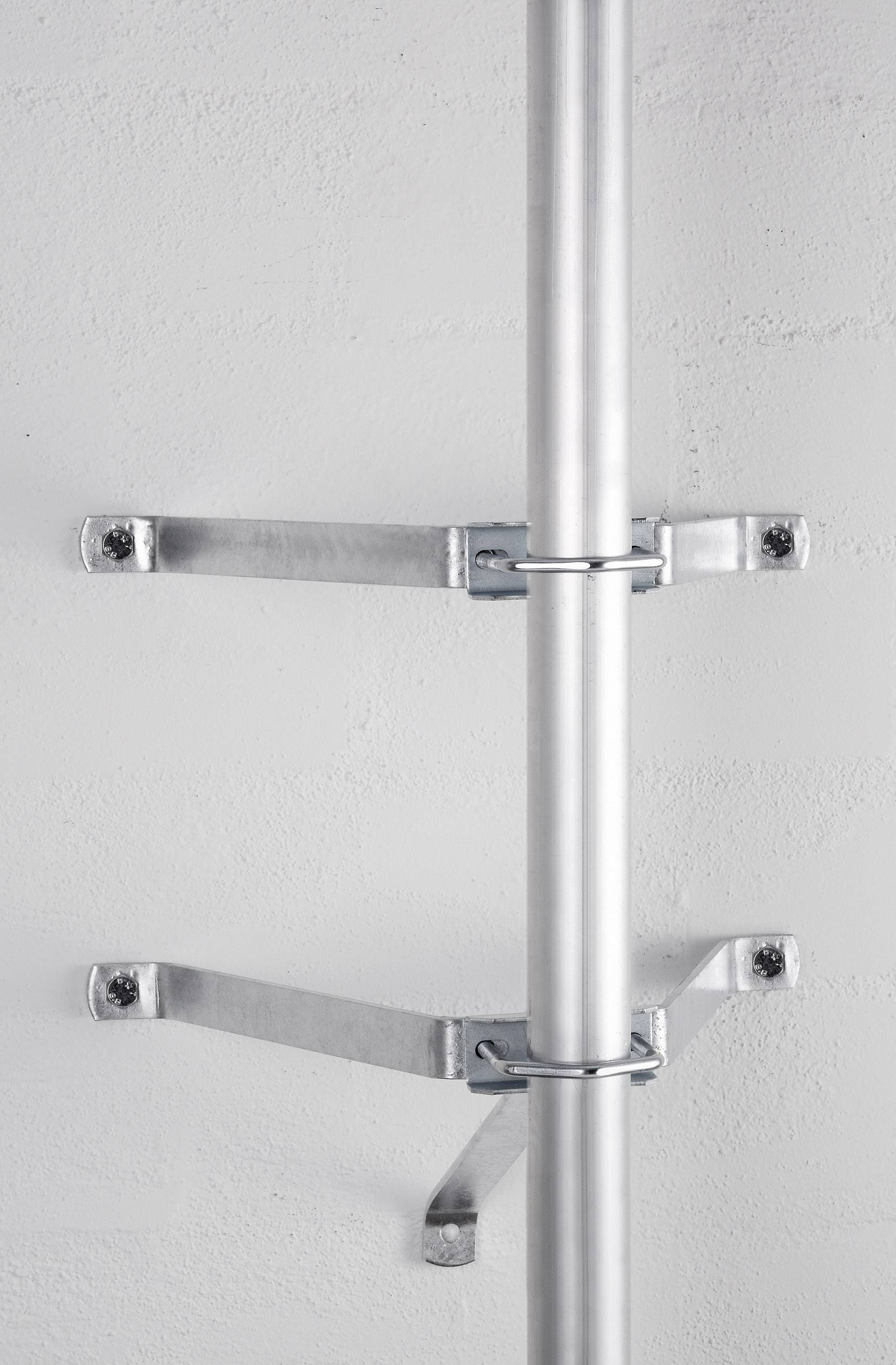 SAT stojan A.S. SAT 29031, 26 cm, stříbrná