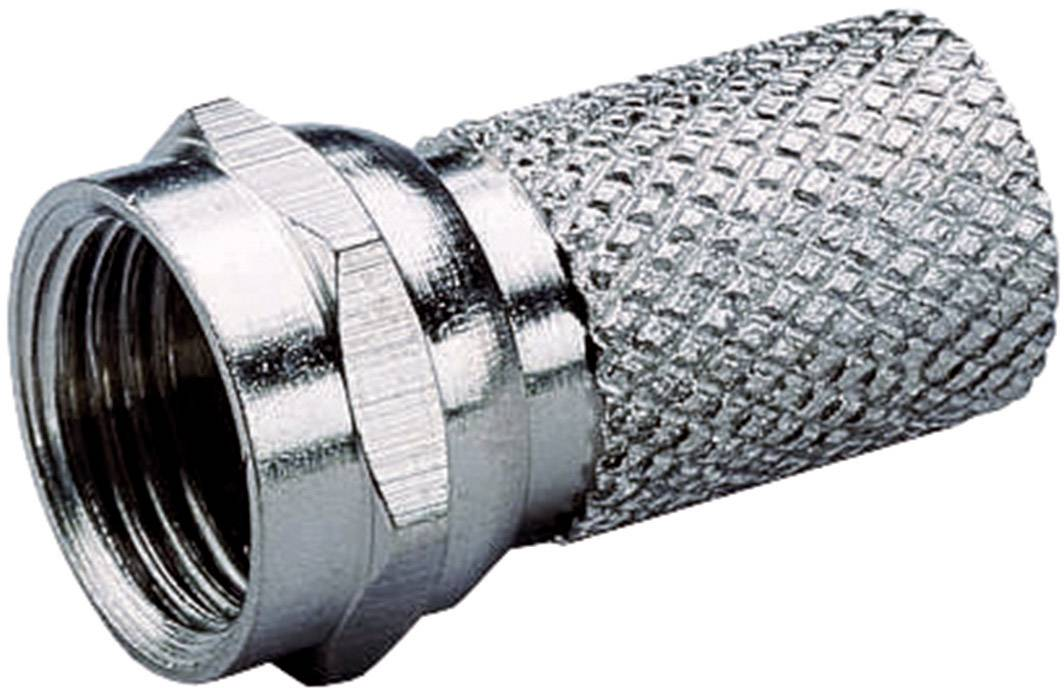 F konektor Renkforce pro Ø 7,3 mm