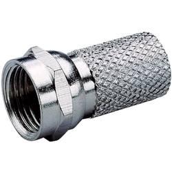 F konektor pre Ø kábla 8,2 mm