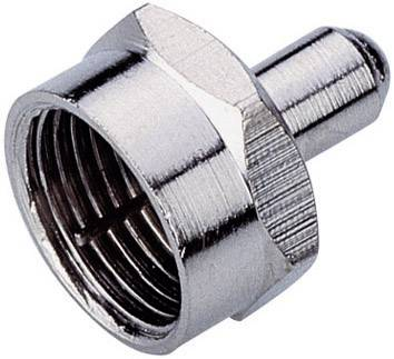 Zakončovací odpor Renkforce, 75 Ω, F konektor