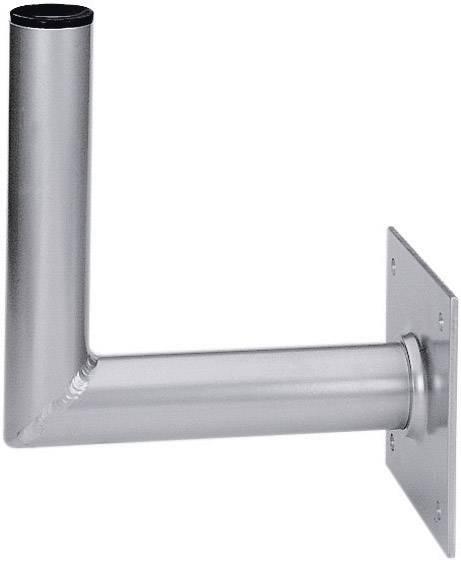 SAT držiak na stenu A.S. SAT 10125, 25 cm, Ø do 90 cm, hliník, strieborná