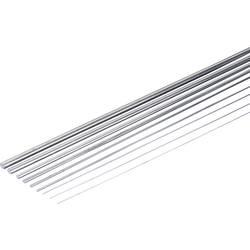 Drát z pružinové oceli Reely 238098, 4.0 mm x 1000 mm, 1 ks