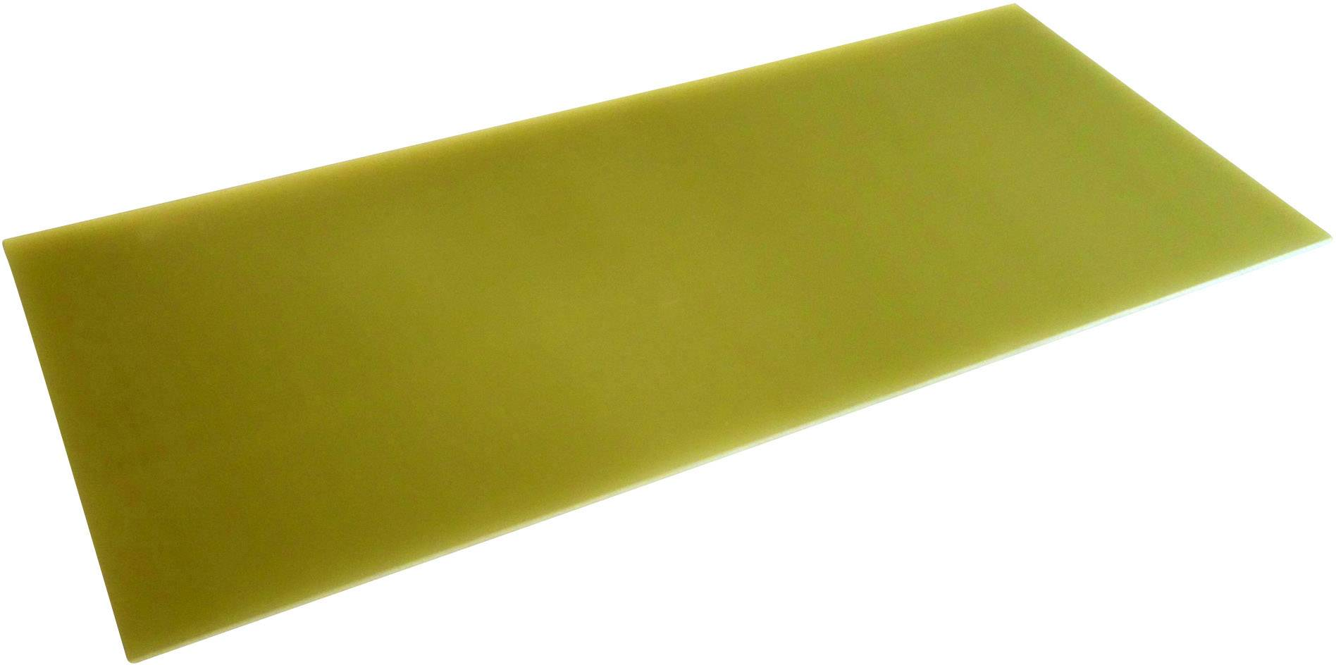 Epoxidová deska Carbotex 150 x 350 x 1 mm