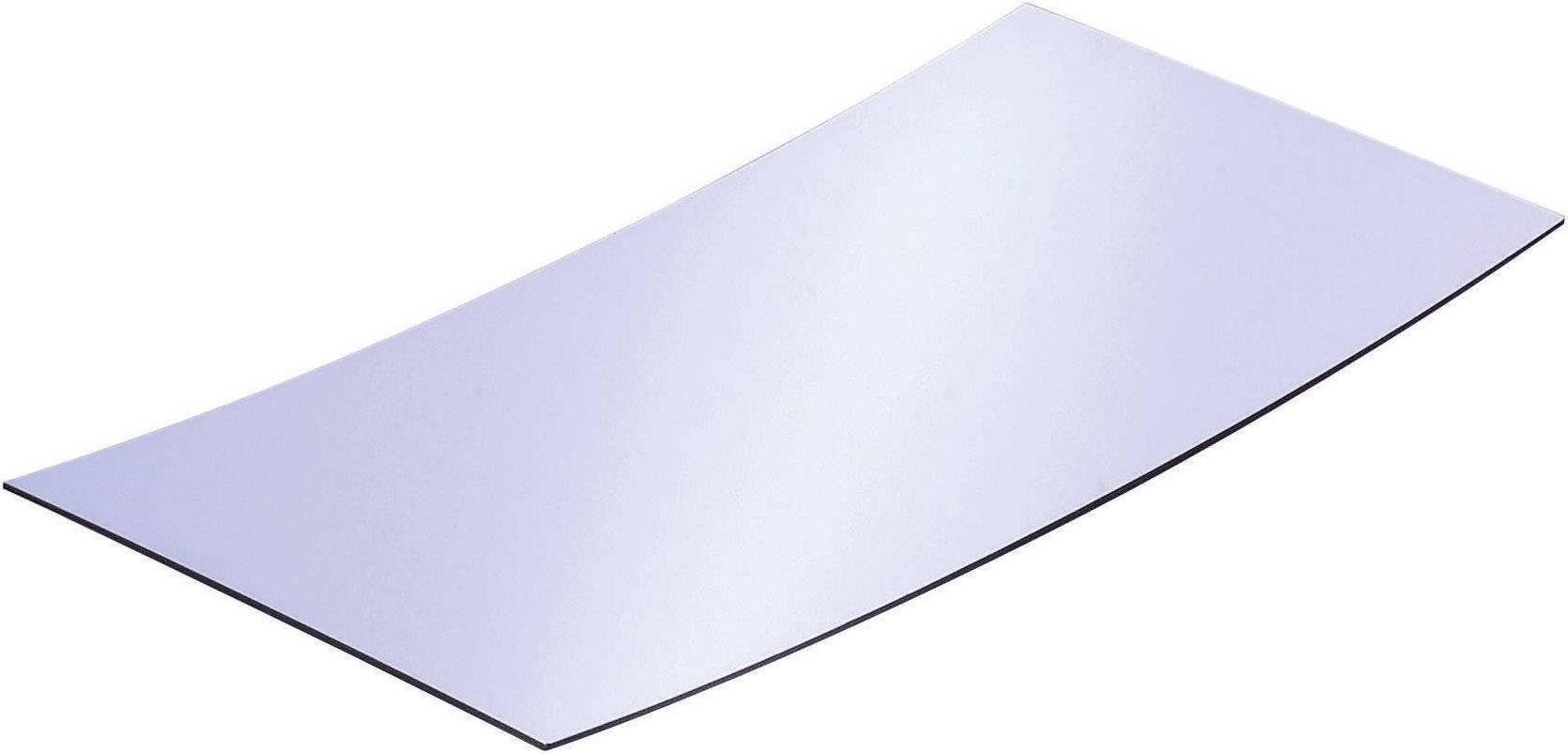 Polystyrenová deska Modelcraft, 200 x 100 x 1 mm