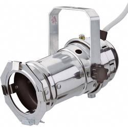 Halogenový reflektor Eurolite PAR 16 Spot, 50 W, bílé světlo, stříbrná