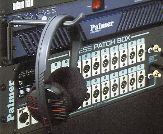 Držiak na slúchadlá na rack, 300530