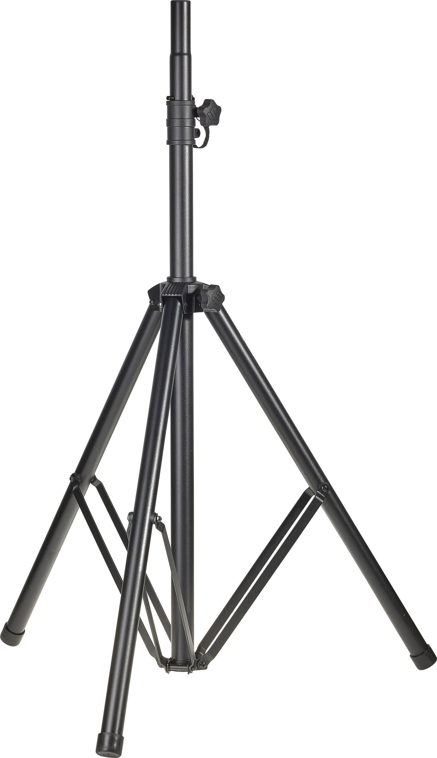 Kovový stojan na reproduktor Mc Crypt, 110 - 205 cm, nosnost 35 kg