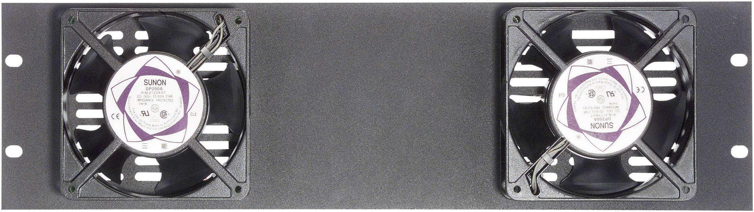 """Ventilátor pre 48,3 cm (19"""") rack skrine 300817, 3 U"""