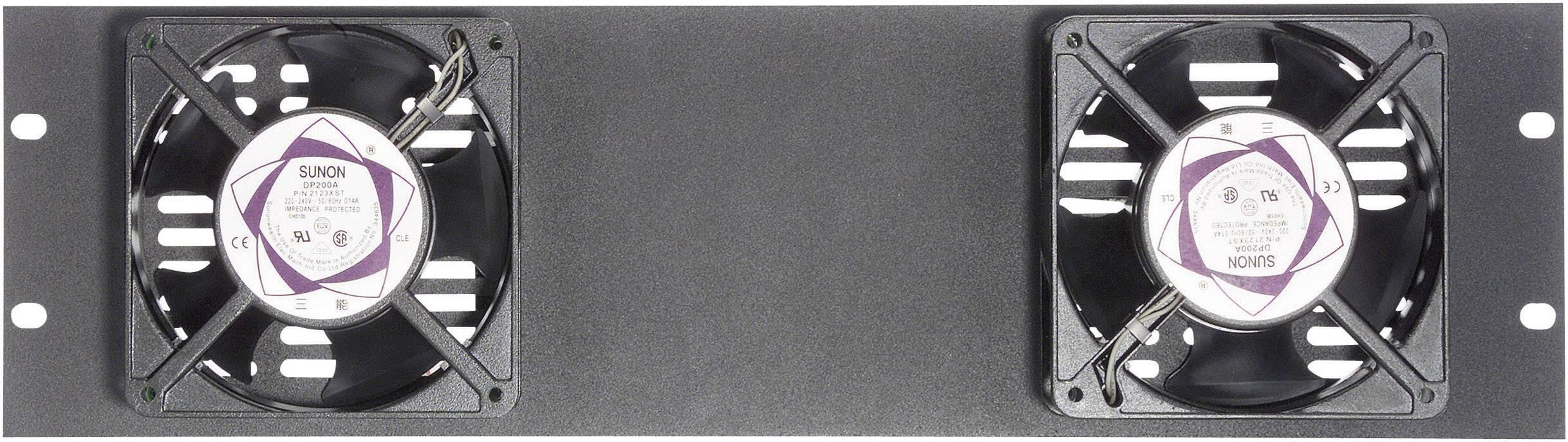 """Ventilátor pro 48,3 cm (19"""") skříně 300817, 3 U"""