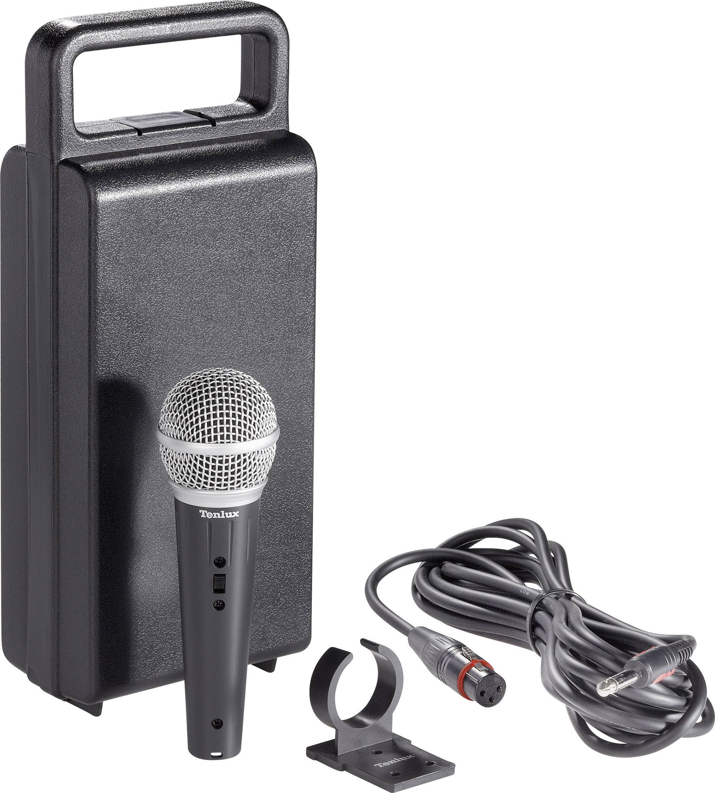 Mikrofón na spievanie Renkforce DM-518