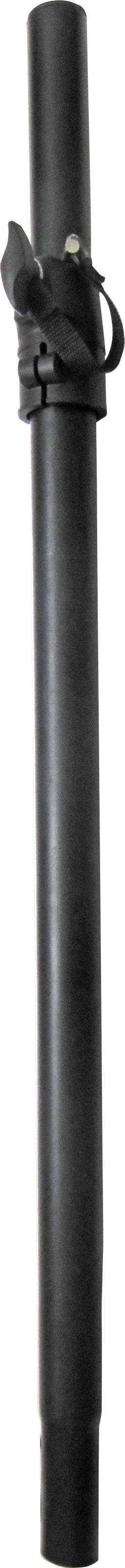 Prodlužovací tyč na stojan reproduktoru, 90 - 150 cm, nosnost 25 kg, černá