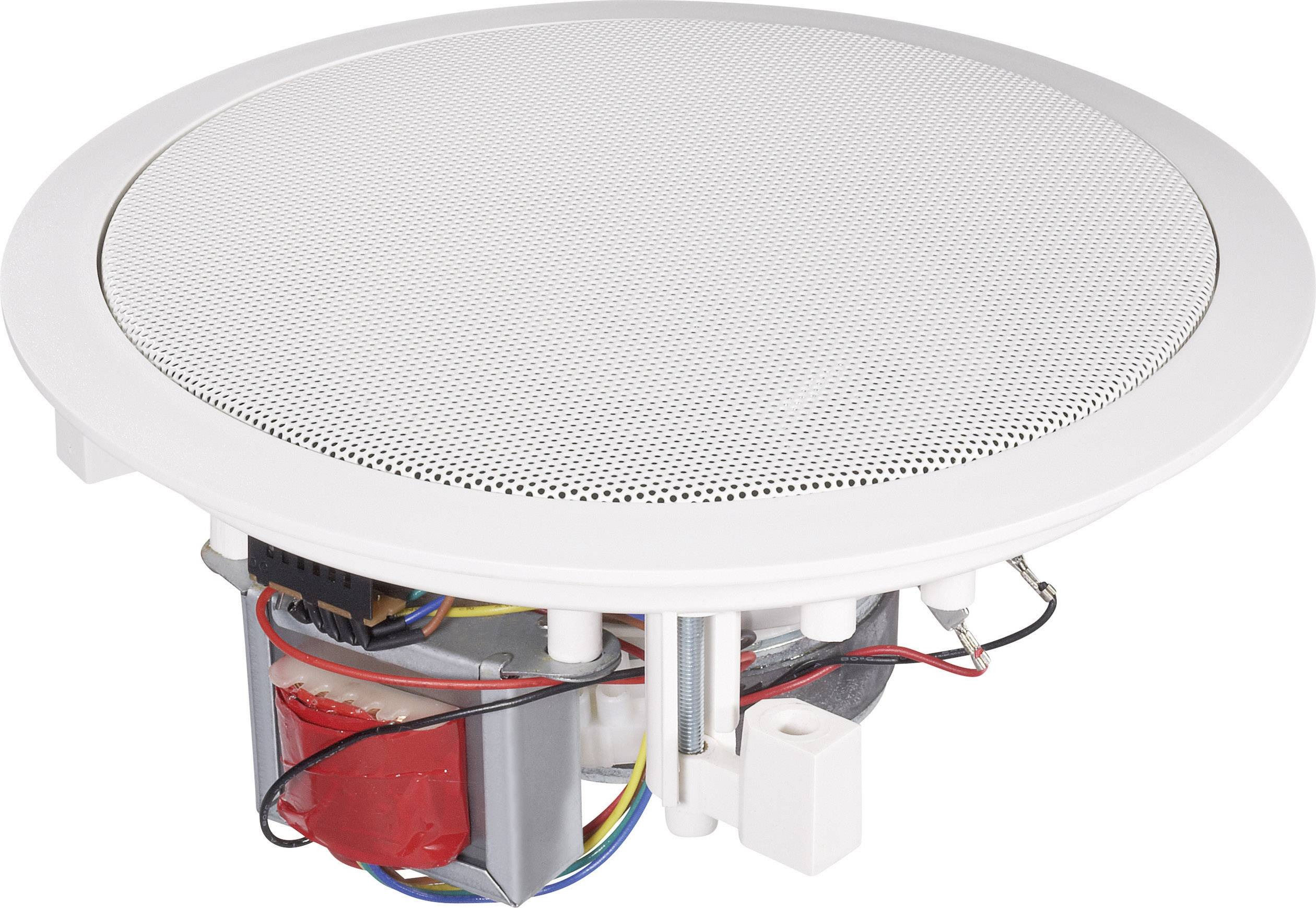 Stropní reproduktor ELA 160 mm , 8 Ω, 87 dB, 30/80 W
