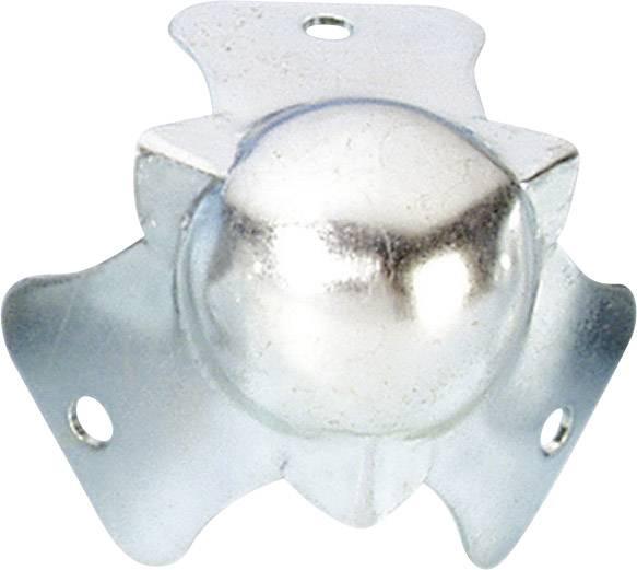 Ochranní roh na reproboxy 4111, pozinkovaná ocel