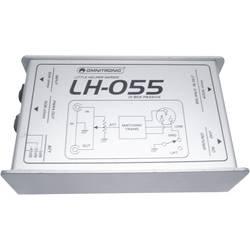 Pasivní DI box Omnitronic LH-055, 1kanálový