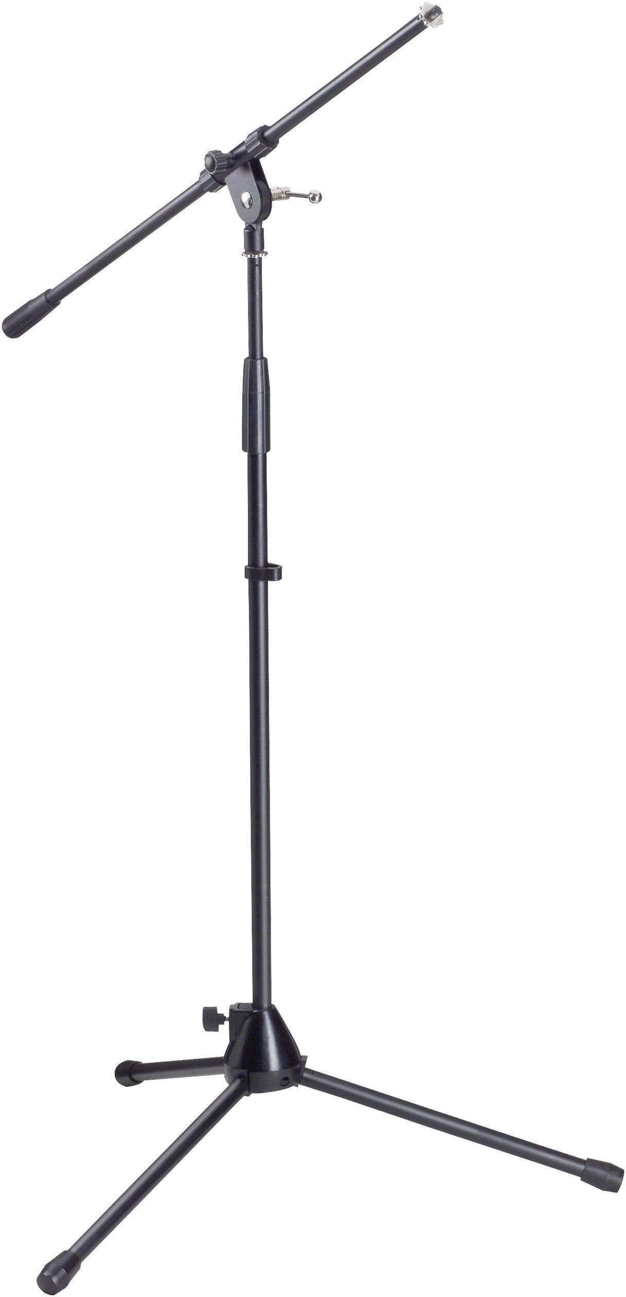 Stativ na mikrofon Paccs, černá
