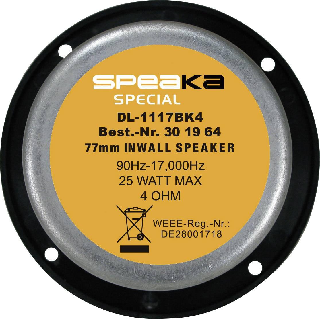 Stropné reproduktory SPE-178WT ELA