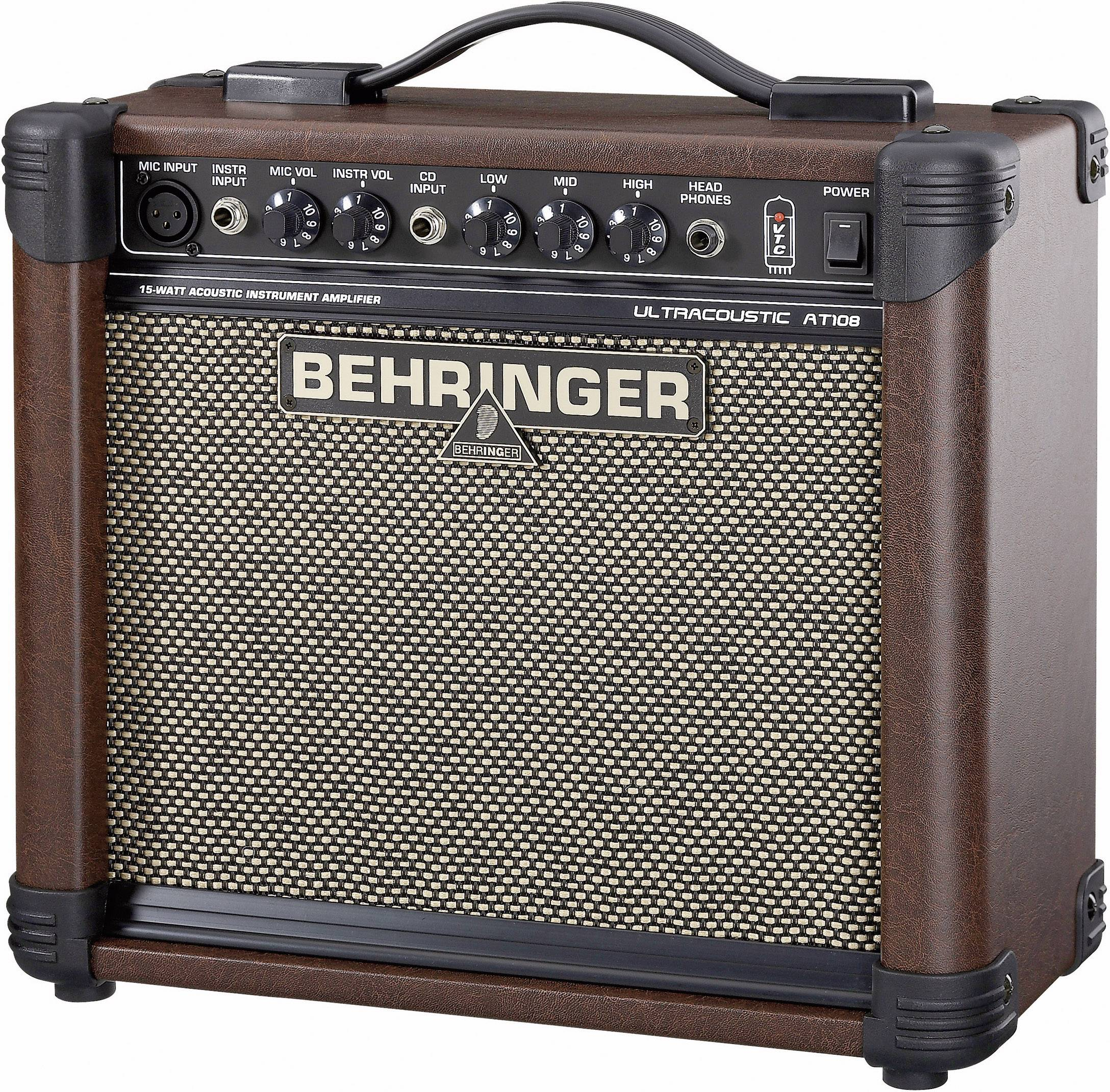 Gitarový zosilňovač Behringer  AT108