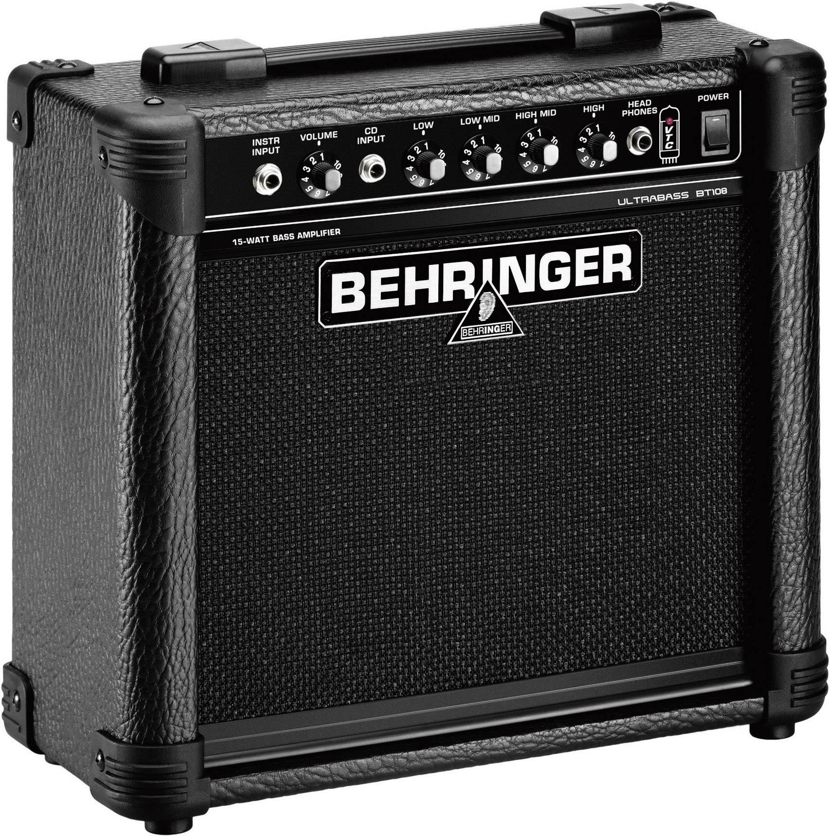Gitarový zosilňovač Behringer  BT108