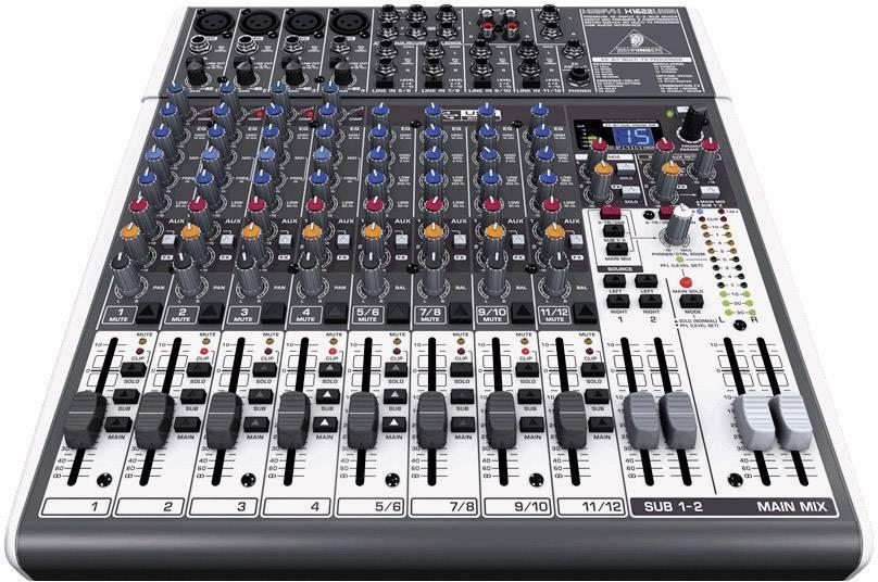 USB mixážní pult Behringer Xenyx X1622