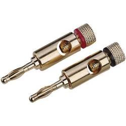 Konektor reproduktoru Asus, 1pól., zlatá, 2 ks