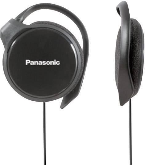 Športové slúchadlá Panasonic RP-HS46 HS46E, čierna