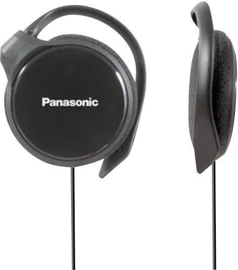 Sportovní sluchátka Panasonic RP-HS46 HS46E, černá