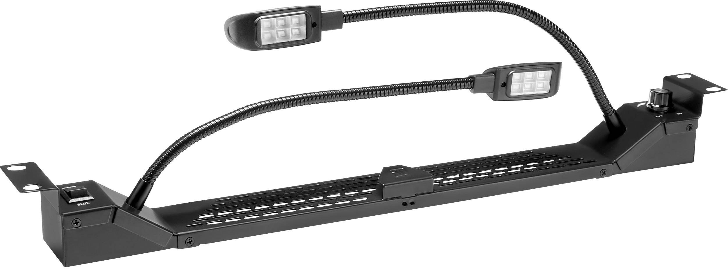 "LED lampa na osvetlenie racku 48,3 cm (19"") LD Systems 87463, 1 U"