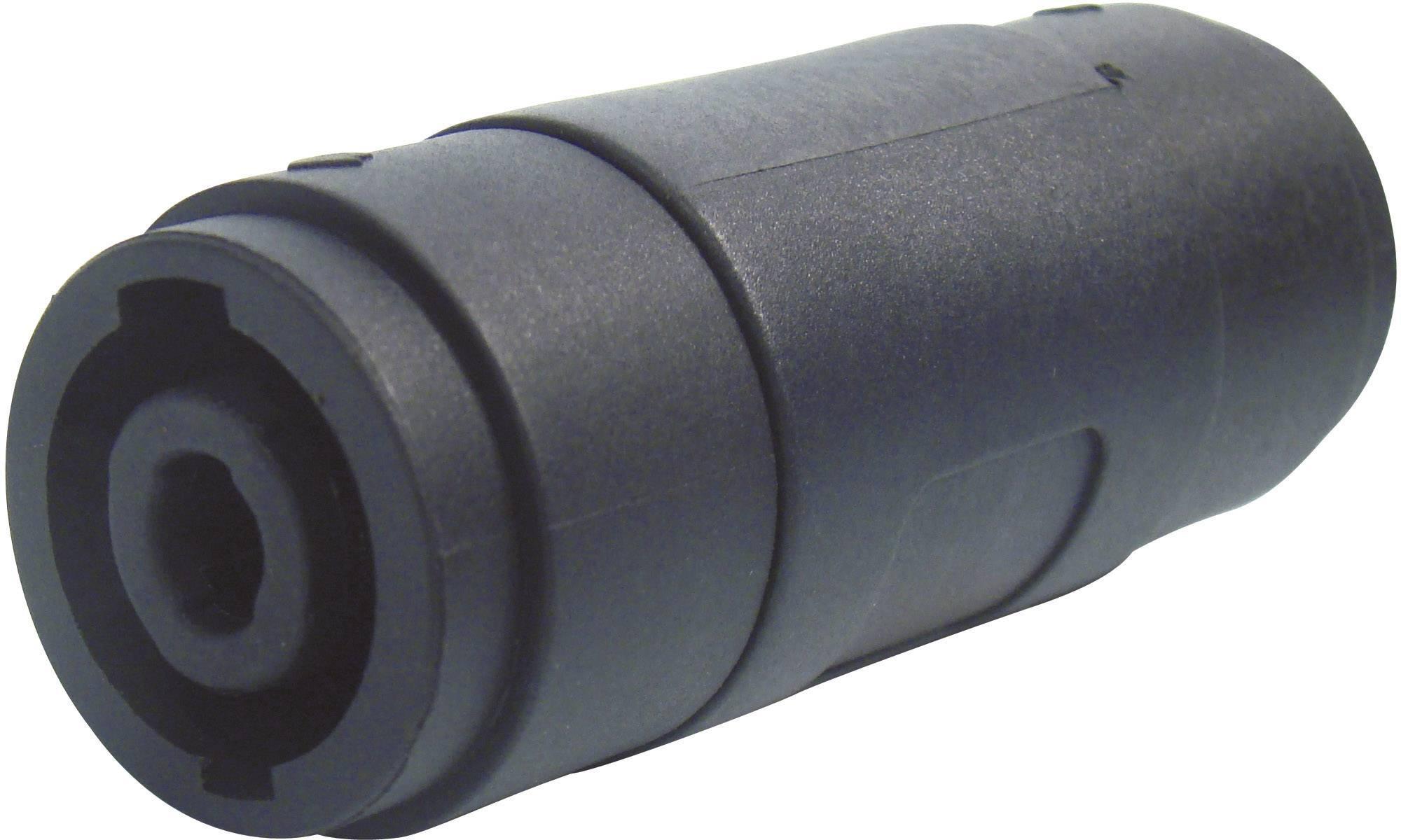 Adaptér Paccs HFA1143 [1x Speakon zásuvka - 1x Speakon zásuvka], černá