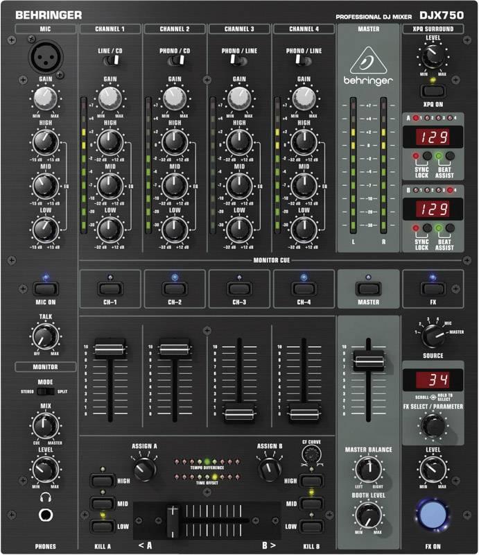 DJ mixér Behringer DJX-700