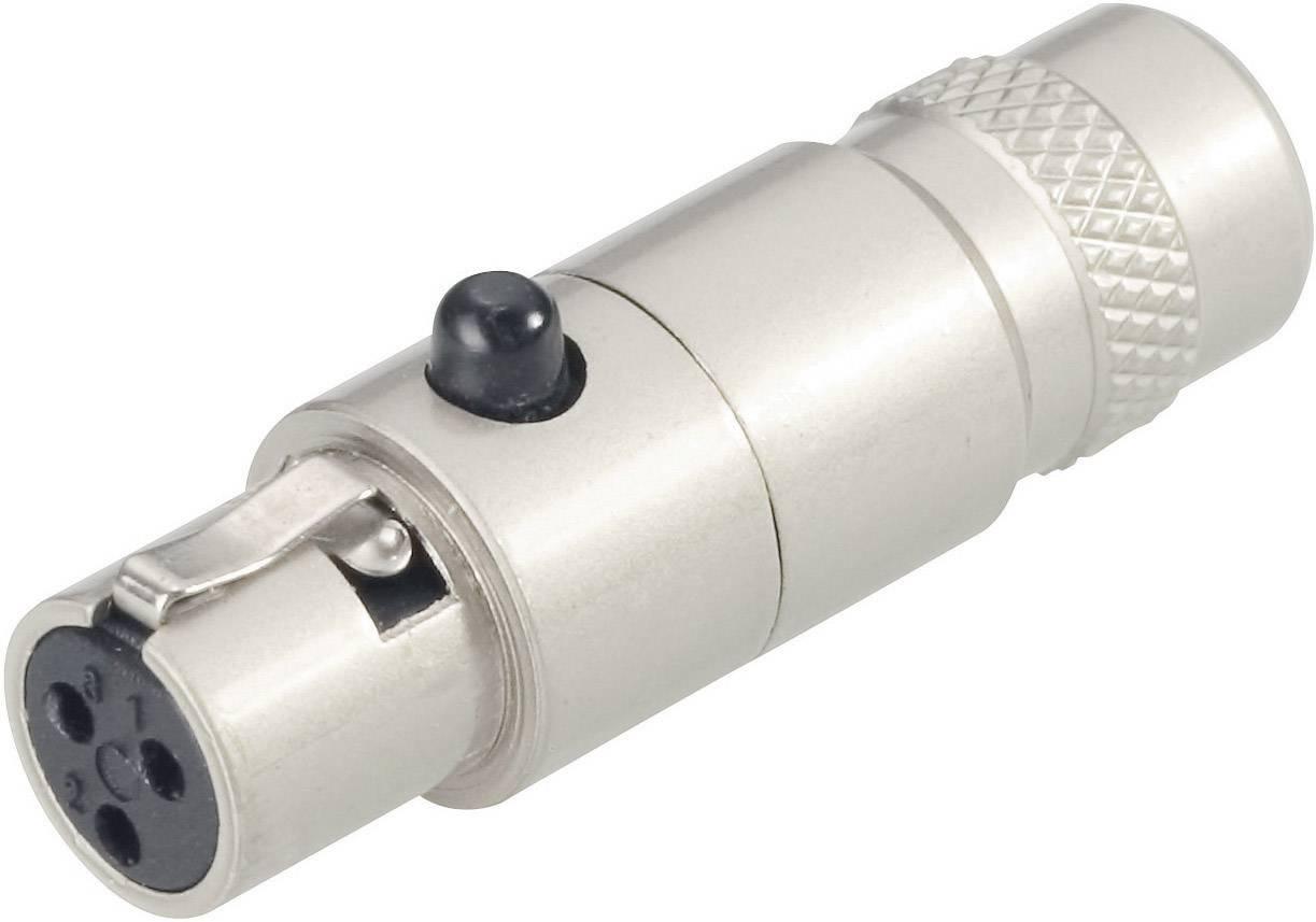 Mini XLR zásuvka Paccs 96150056 HST58