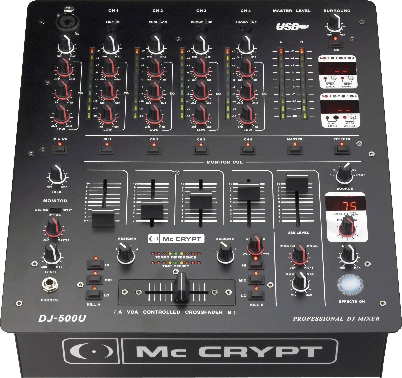 DJ mixážne pulty