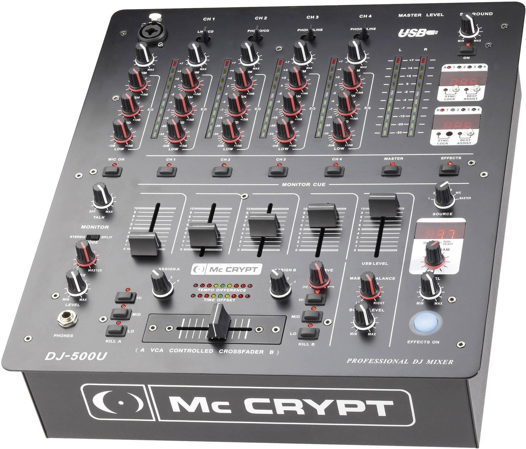 DJ mixážní pult, Stand Alone
