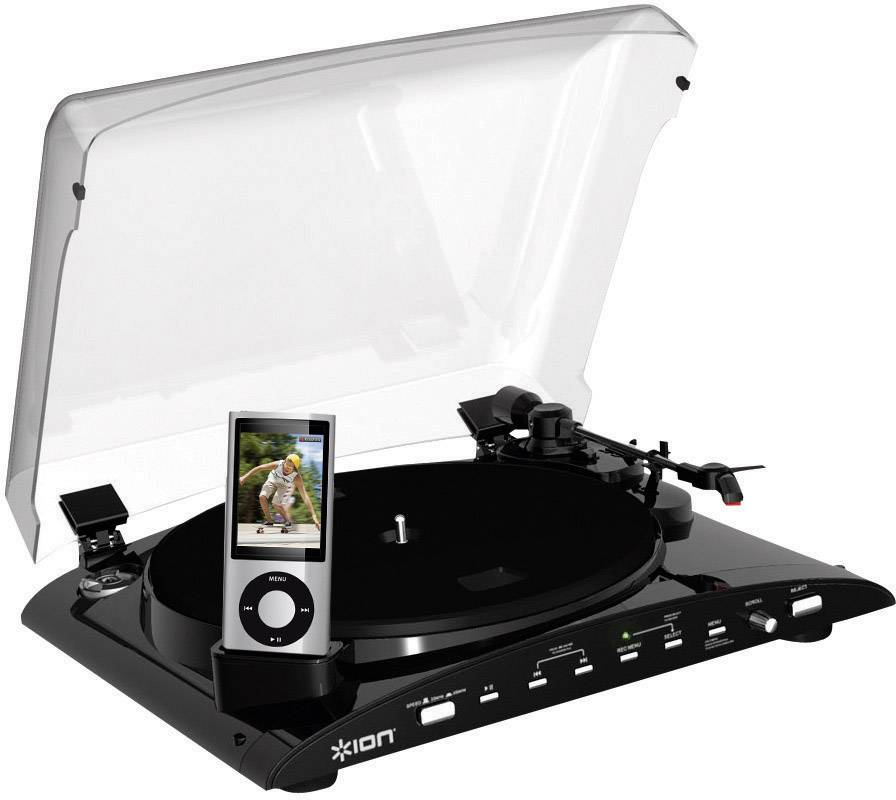 USB gramofon
