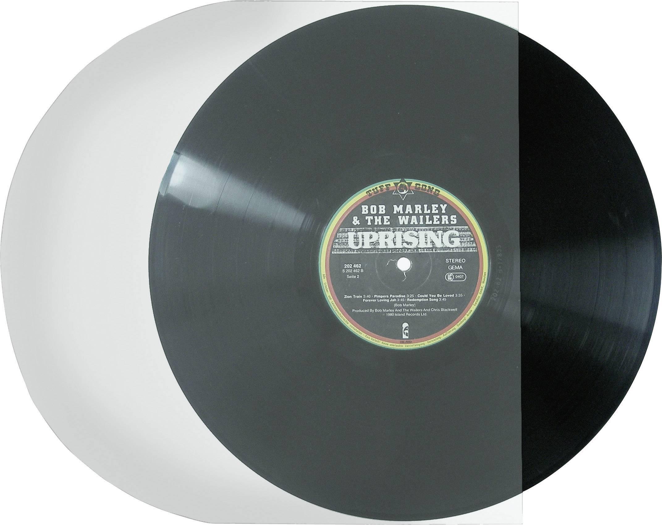Vnitřní obaly na LP, sada 100 ks