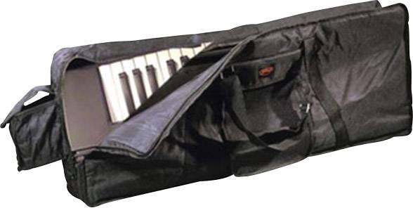 Brašna na klávesy XL, černá