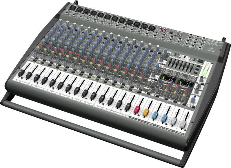 Výkonový mixážní pult Behringer PMP 6000