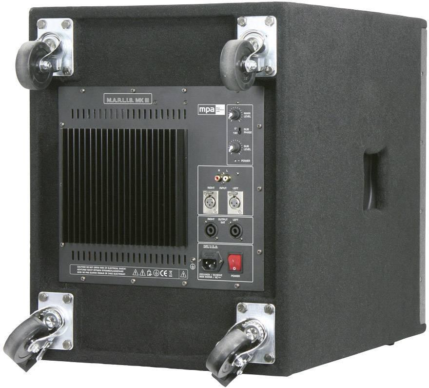 Sada PA systému MPA M.A.R.L.I.S. 2.0 MK III