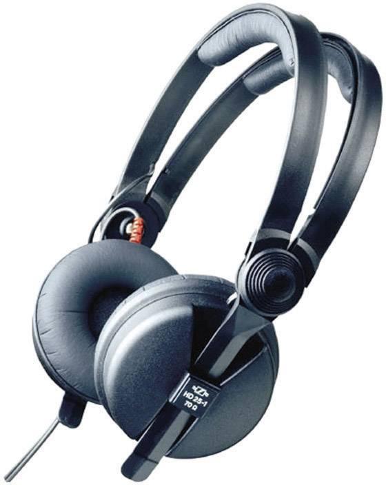 DJ sluchátka Sennheiser HD 25-1-II Basic 502842, černá