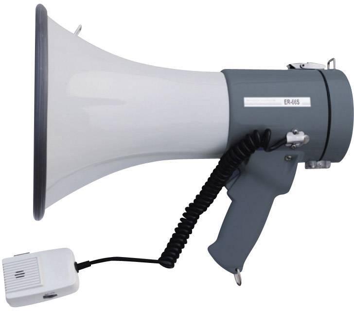 Megafón SpeaKa Professional ER-66S, 25 W, max.dosah 700 m