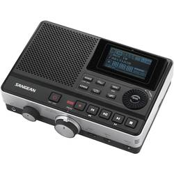 Audio rekordér Sangean DAR-101, čierna