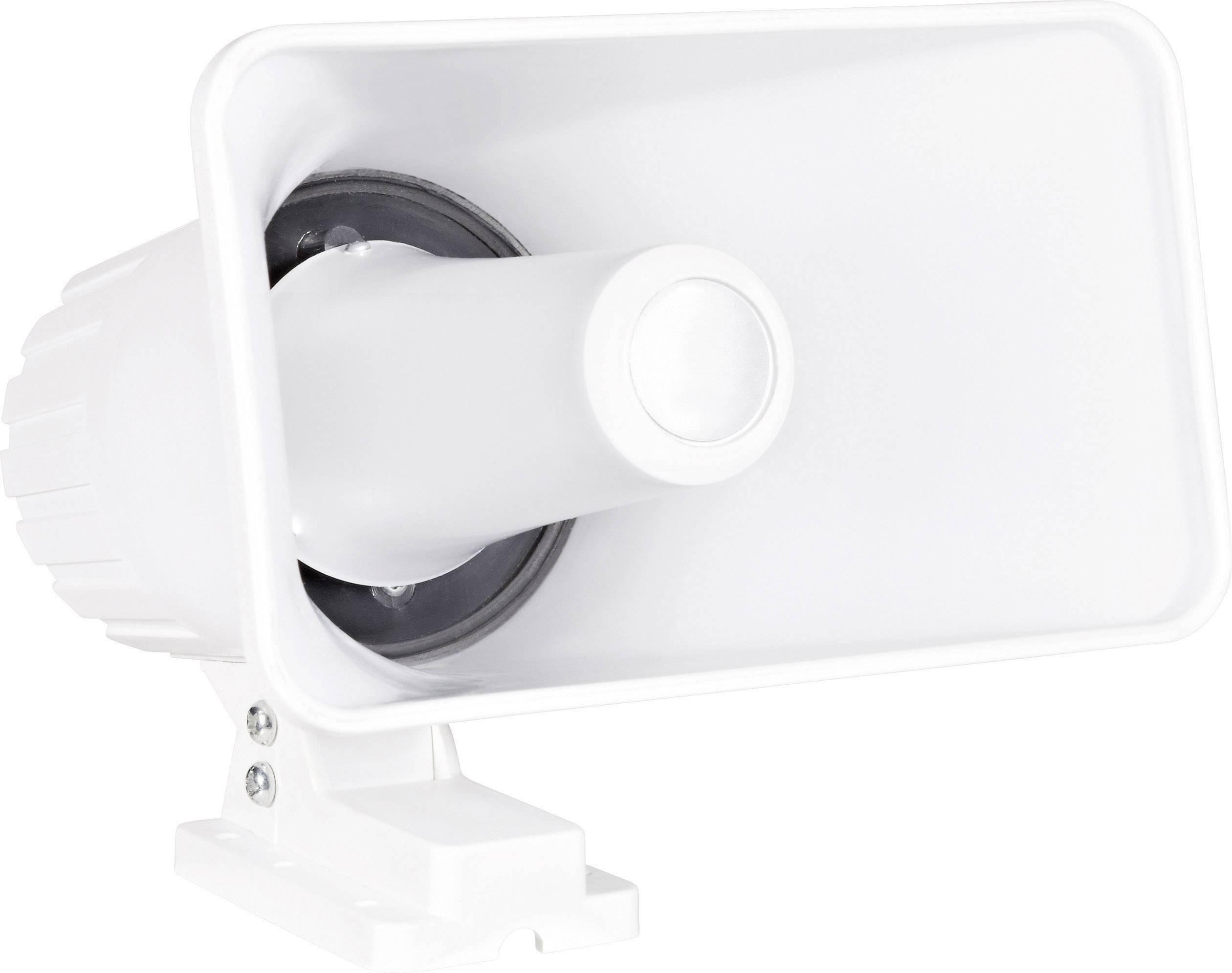 Tlakový reproduktor SpeaKa Professional LP-30, 50 W, biela, 1 ks
